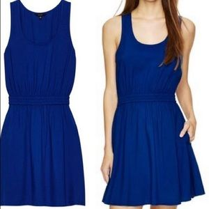 Aritizia Talula Royal Blue Dress